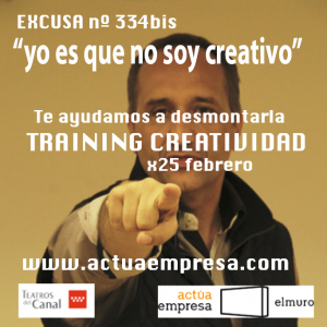 Training de creatividad